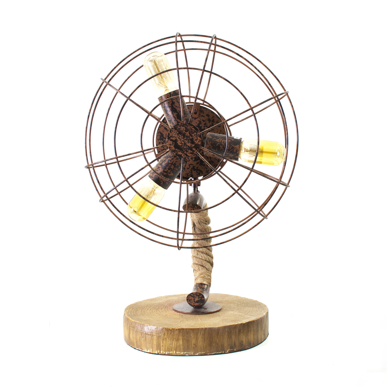 Lámpara Fan