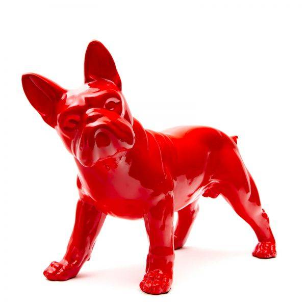 Boston Terrier Rojo