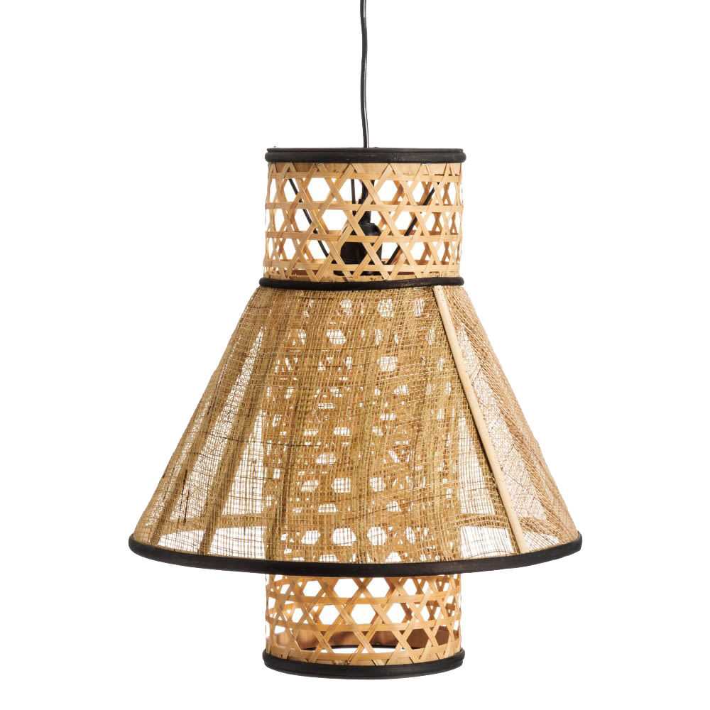 Lámpara Wills natural