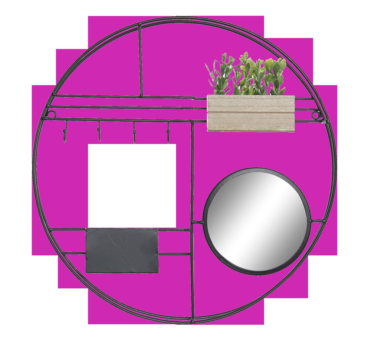 Espejo / Organizador Loft