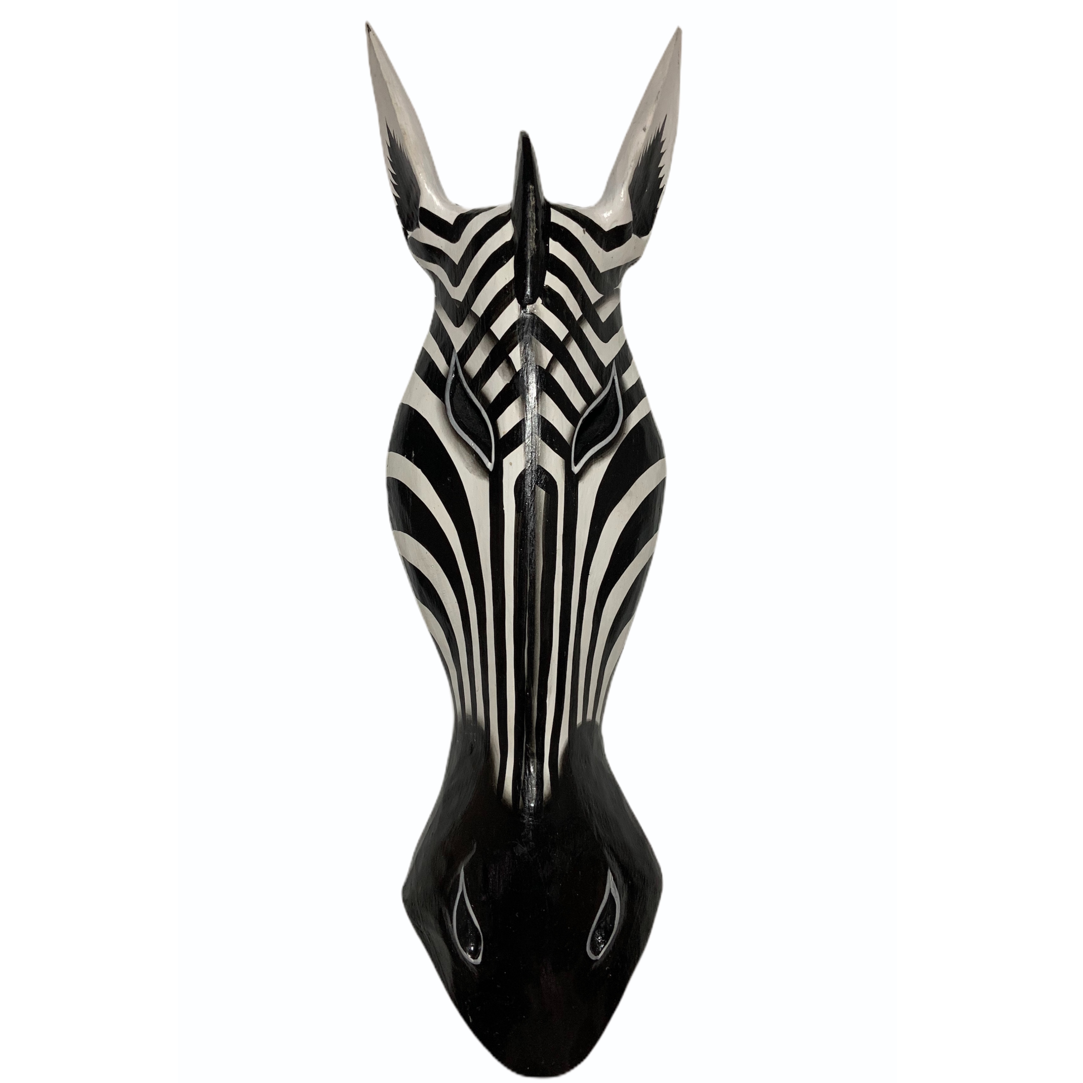 Máscara Cebra 50 cm