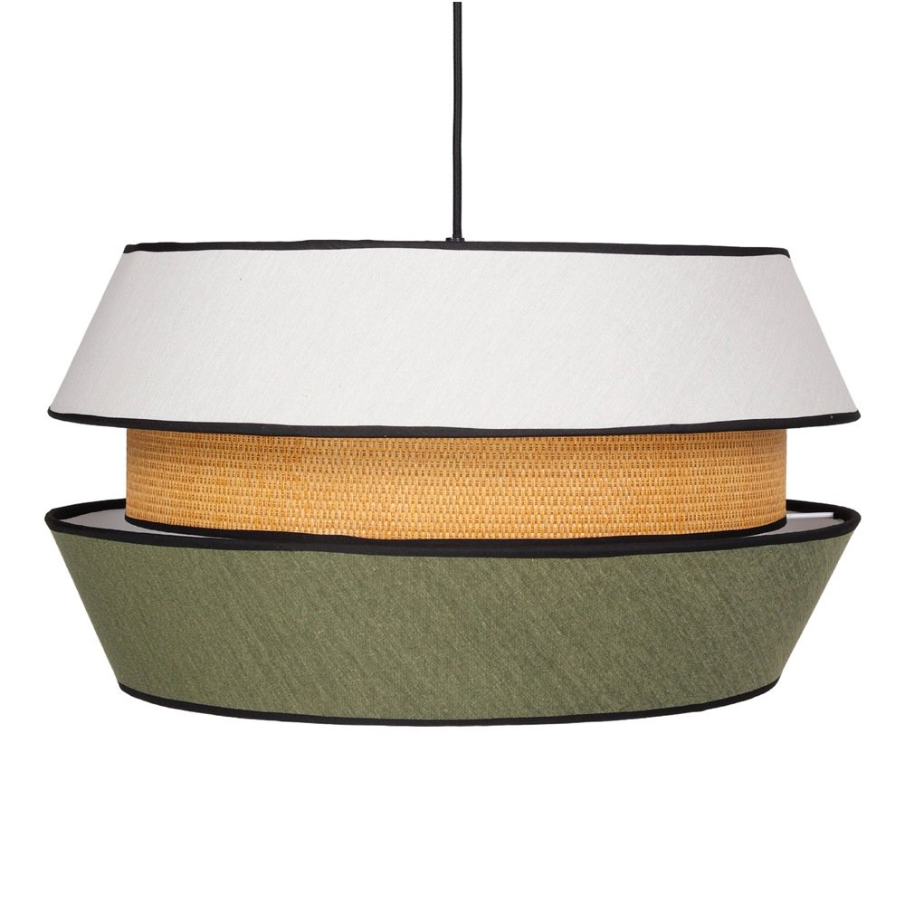 Lámpara Exan Verde