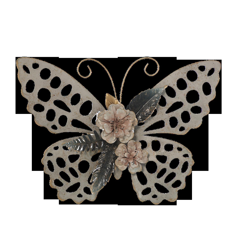 Aplique Mariposa Decorativa