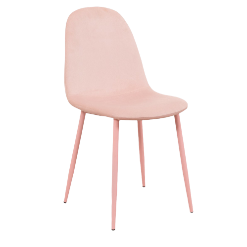 Silla Beauty Rosa Claro